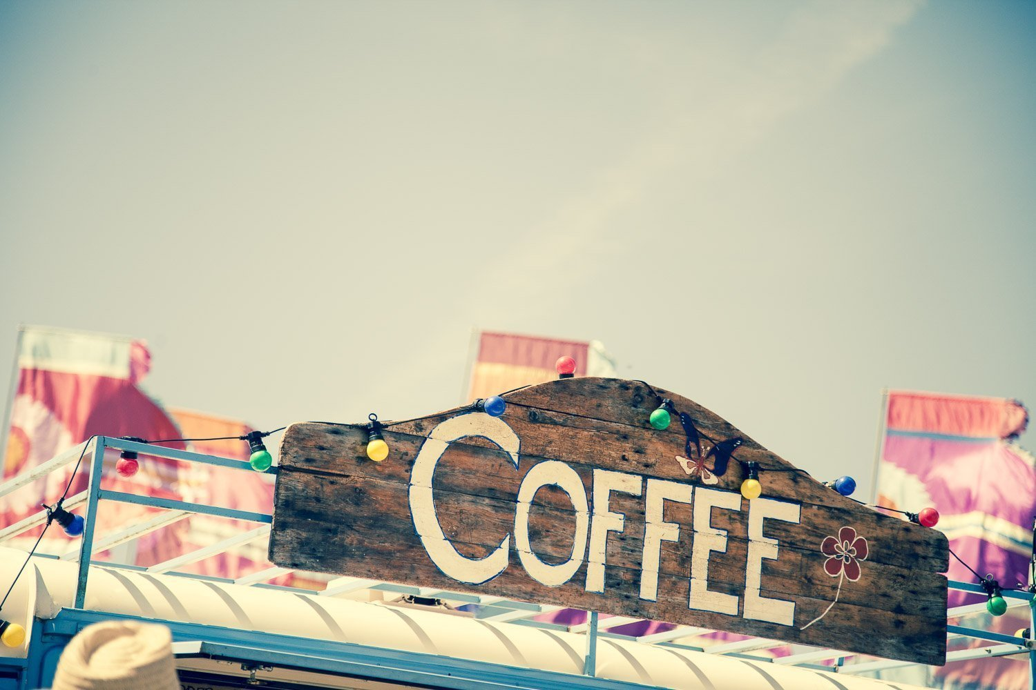 camp bestival 2015 love coffee