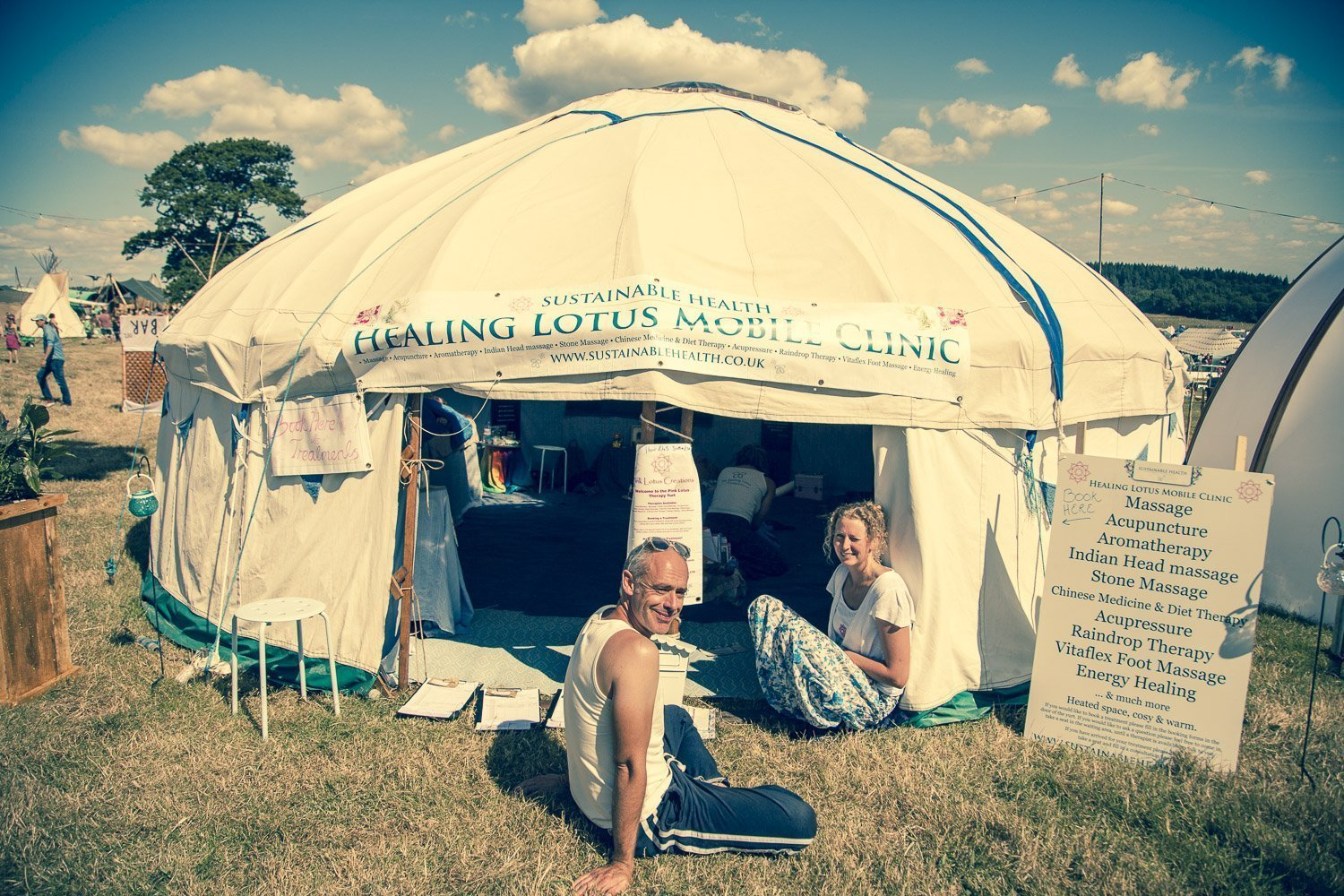 camp bestival 2015 portraits
